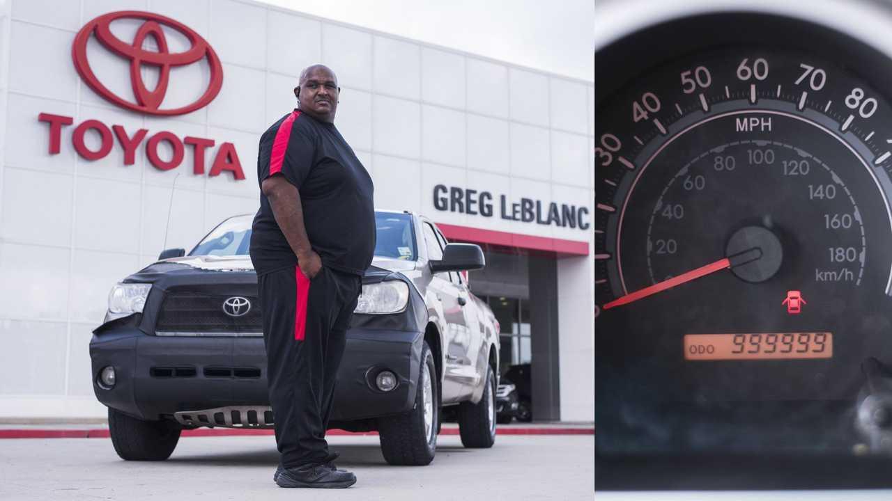 Toyota Tundra (2007) – более 1 600 000 км