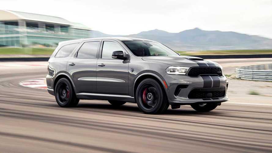 Dodge Durango Hellcat, sadece 6 ay boyunca üretilecek