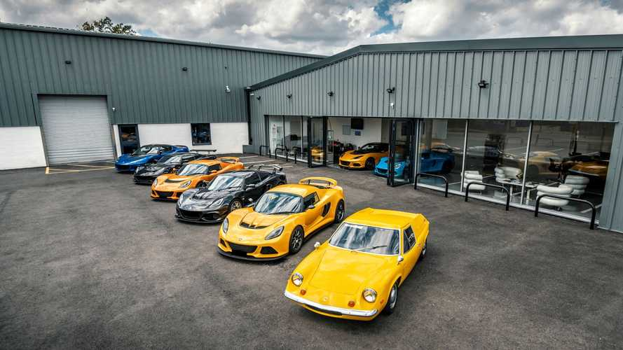 Longest serving Lotus dealer celebrates their 50th anniversary