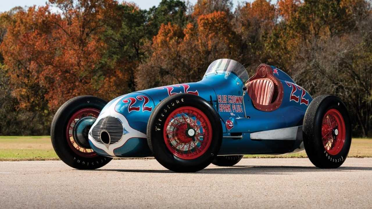 Is this Lesovsky-Offy the most beautiful Indy car ever made?