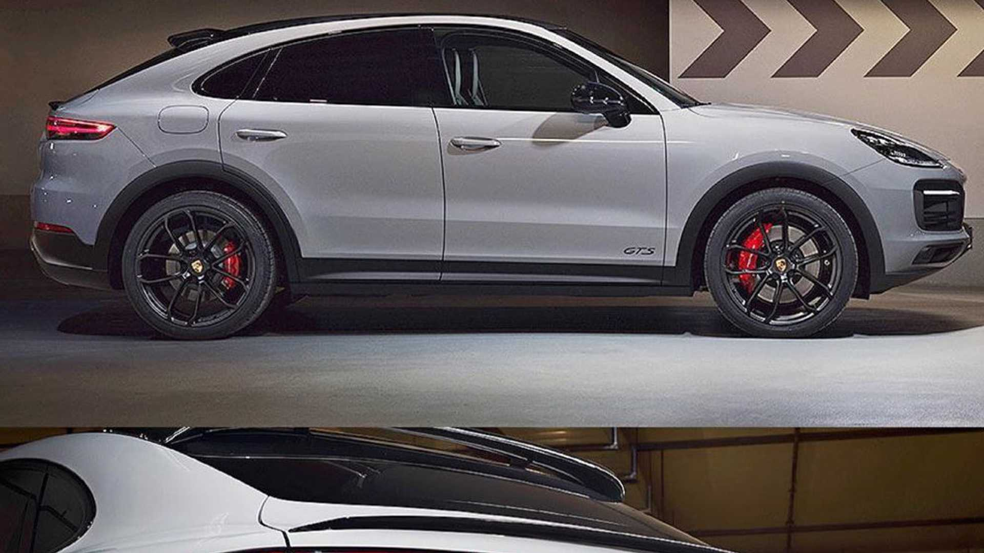 2021-porsc​he-cayenne​-coupe-gts​-leaked-im​ages