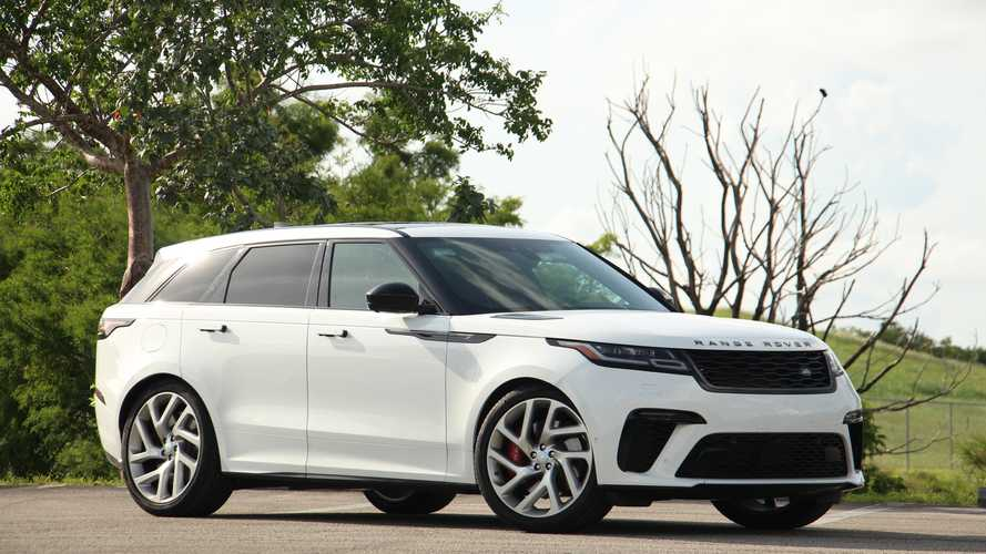 2020 Range Rover Velar SVAutobiography Dynamic: Review