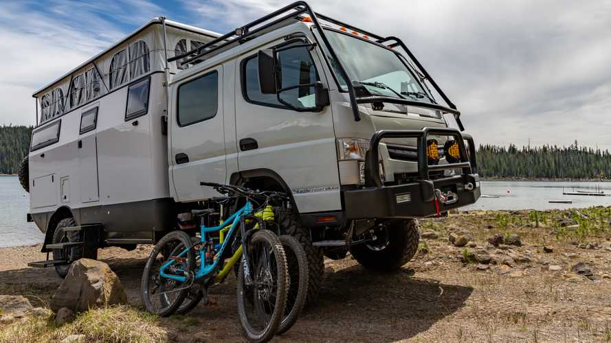 EarthCruiser Debuts Dual-Cab Versions Of FX, EXP Expedition Vehicles