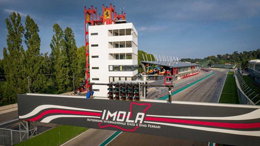 Imola: rinnovata l'omologazione della pista per la F1
