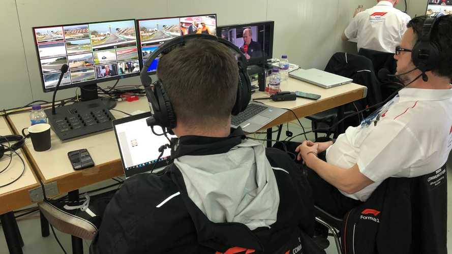 F1, GP d'Austria: la produzione tv avverrà da remoto!