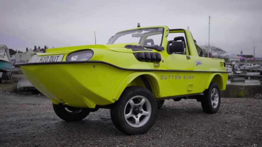 You'll Love The Suzuki Jimny Even More After Seeing This Boat Version