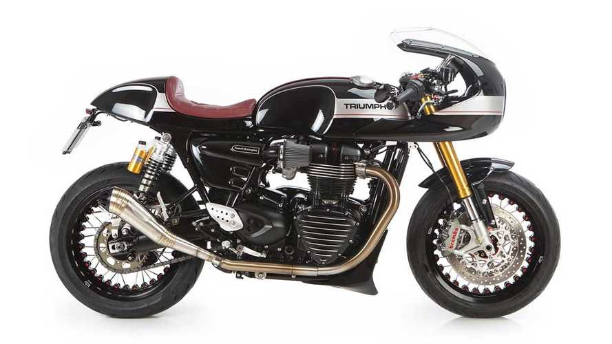 Custom Shop Makes Triumph Thruxton Even More Beautiful