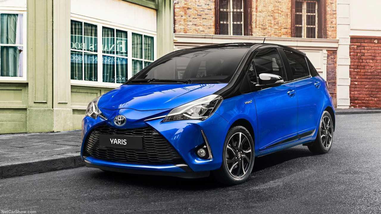 Toyota Yaris - 12 150 €