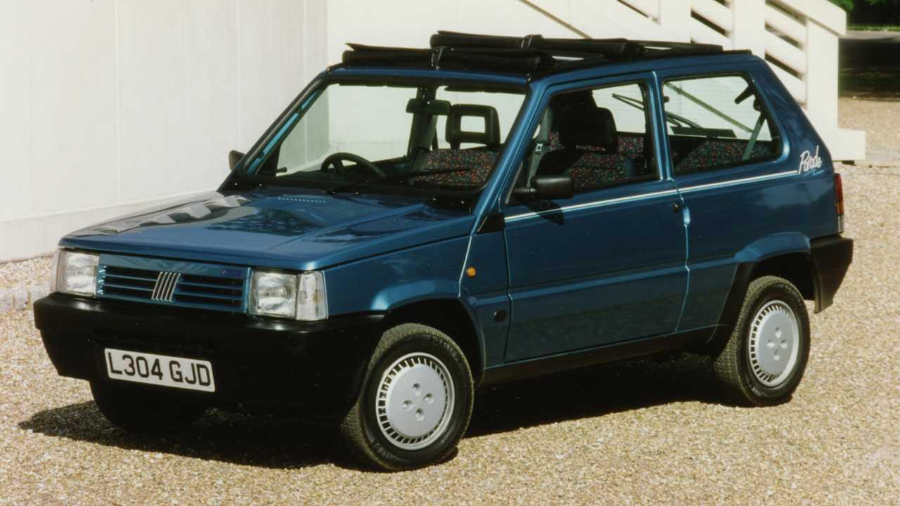 1980: Fiat Panda I