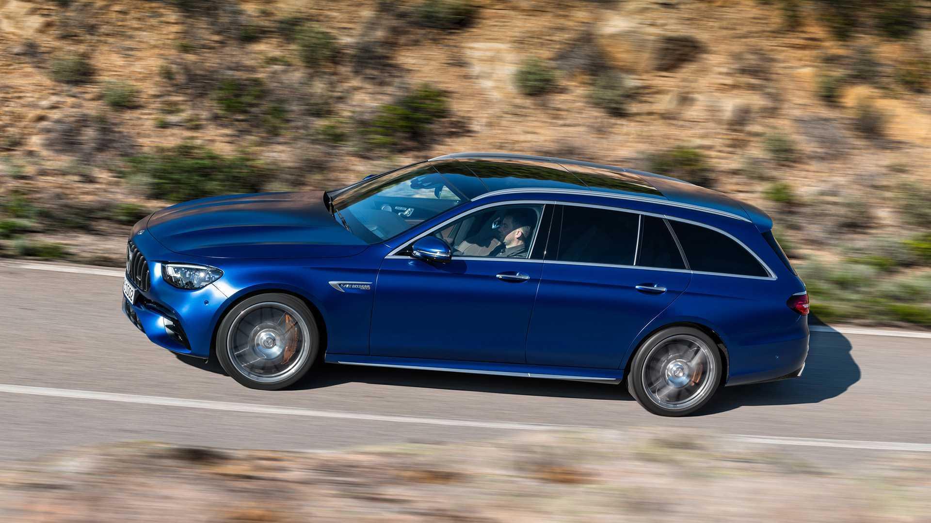 Mercedes-AMG E63 Drag Races Audi RS6 Avant For Wagon ...