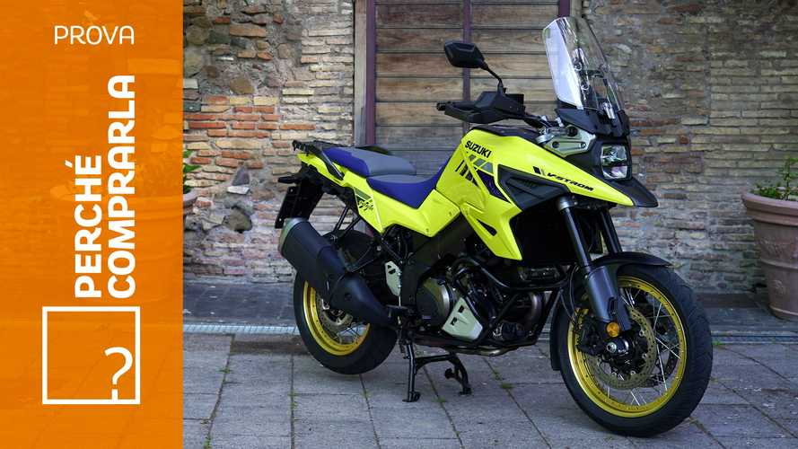 Suzuki V-Strom 1050 XT | Perché comprarla... E perché no