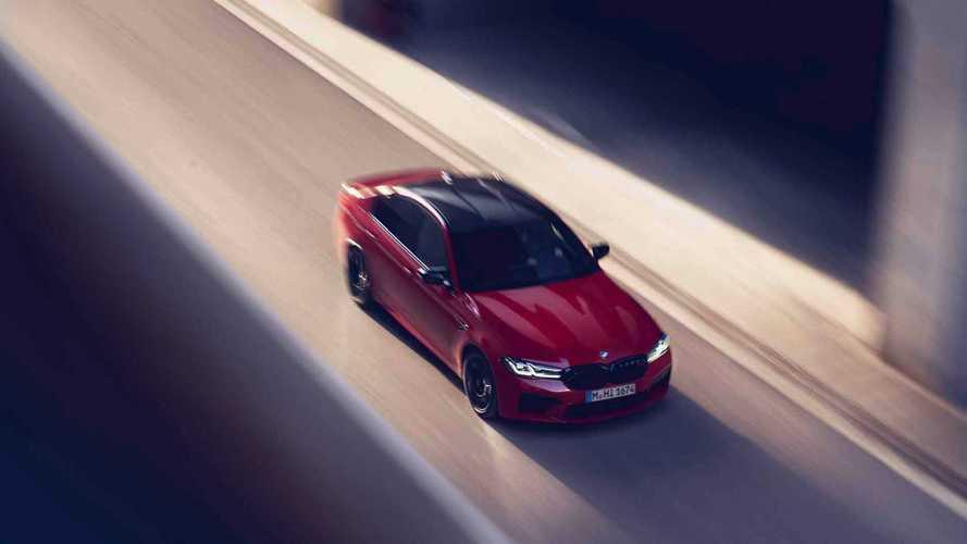 Озвучены российские цены на спортседан BMW M5