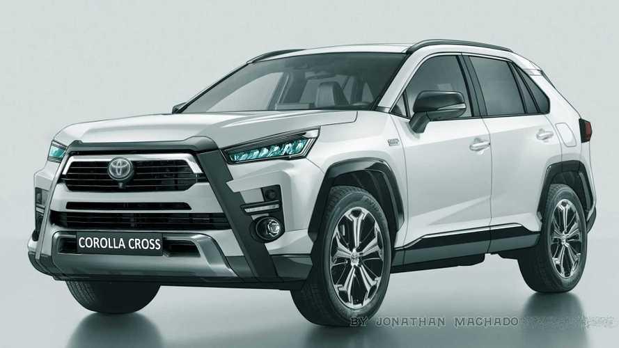 Toyota Corolla Cross será lançado já em julho na Ásia; Brasil espera 2021