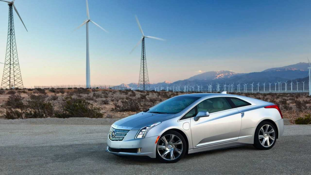GM подтвердил превращение Cadillac в конкурента Tesla