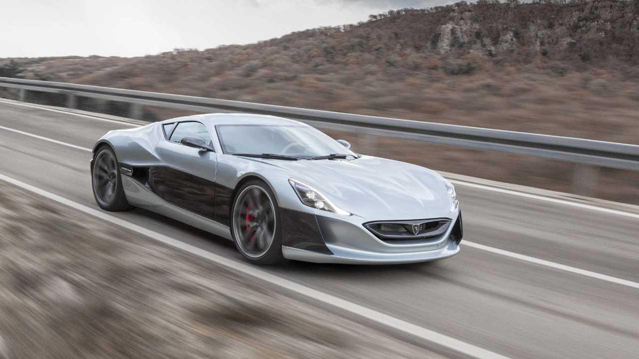 Электрокар Rimac унизил Lamborghini Aventador S и Honda NSX в новом сезоне The Grand Tour