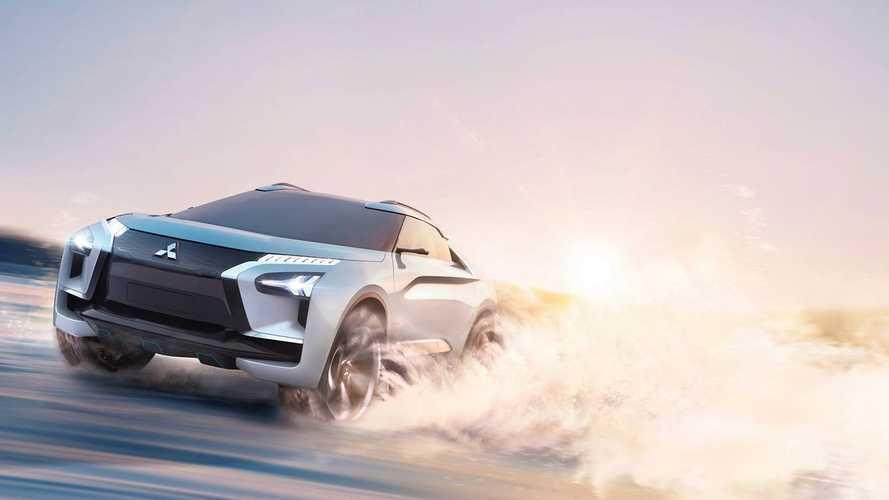 Mitsubishi готовит два новых электромобиля