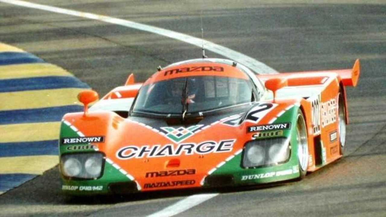 Le Mans and IMSA Mazdas set for Monterey Motorsports Reunion
