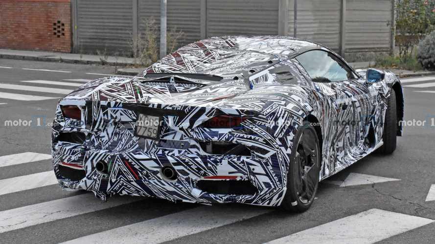 Maserati MC20, la supercar si svela ancora un po'