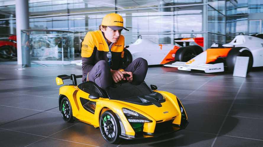 Der günstigste McLaren Senna fährt rein elektrisch