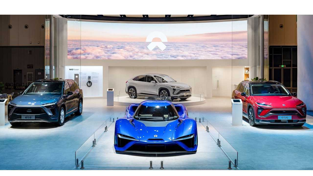 Nio Introduces Battery As A Service Option Adds Flexibility Reduces Uncertainty