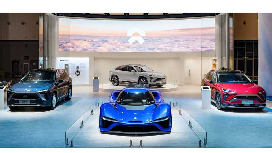 NIO Introduces 'Battery as a Service' Option; Adds Flexibility, Reduces Uncertainty