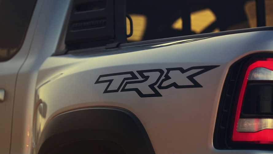 Ram TRX Wasn't Named After T-Rex But You're Welcome To Think Otherwise
