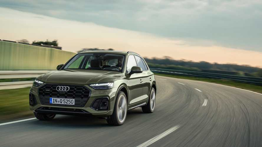 Audi все же разозлит обновленный Q5?