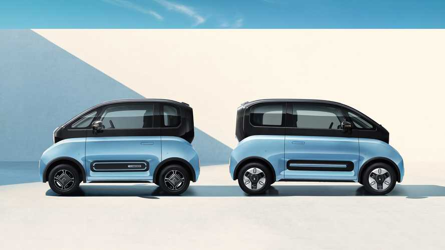China: GM With JVs Quadrupled New Energy Vehicle Sales In 2020