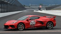 2020 Chevy Corvette C8 Indianapolis 500 Pace Car