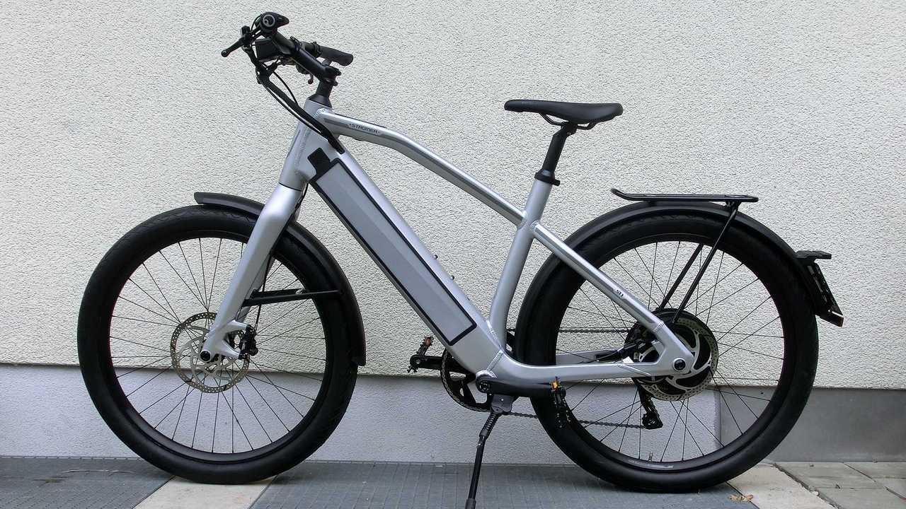 Stromer ST1 (2020): Das Test-Bike