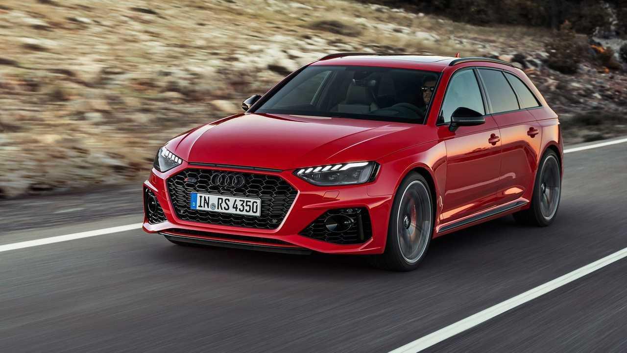 Audi RS 4 Avant / RS 5 Sportback