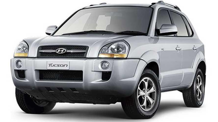 Hyundai Tucson alcança 300 mil unidades vendidas no Brasil