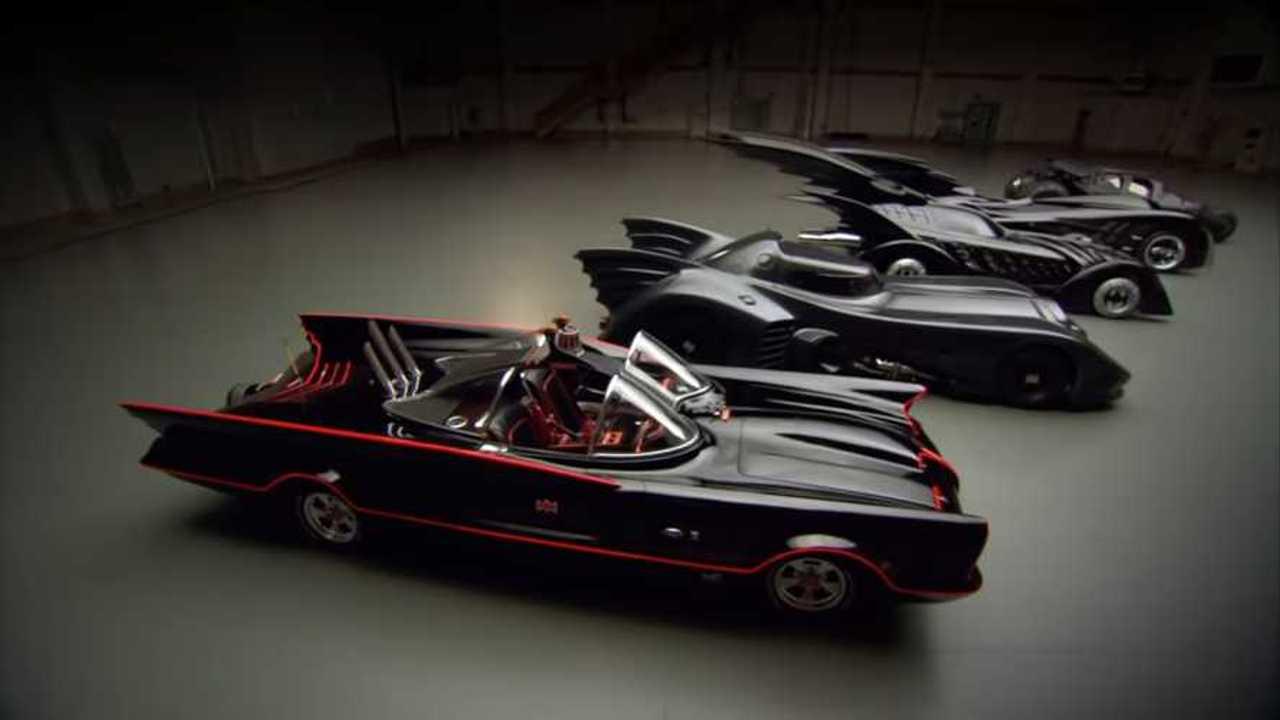 Batmobile evolúció