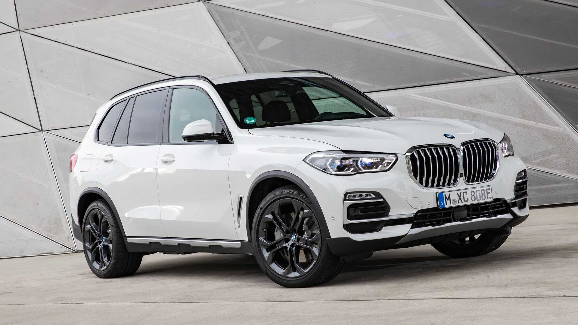 2021 Bmw X5 Xdrive45e Gets Official Epa Range Rating Of 31 Miles On Electric