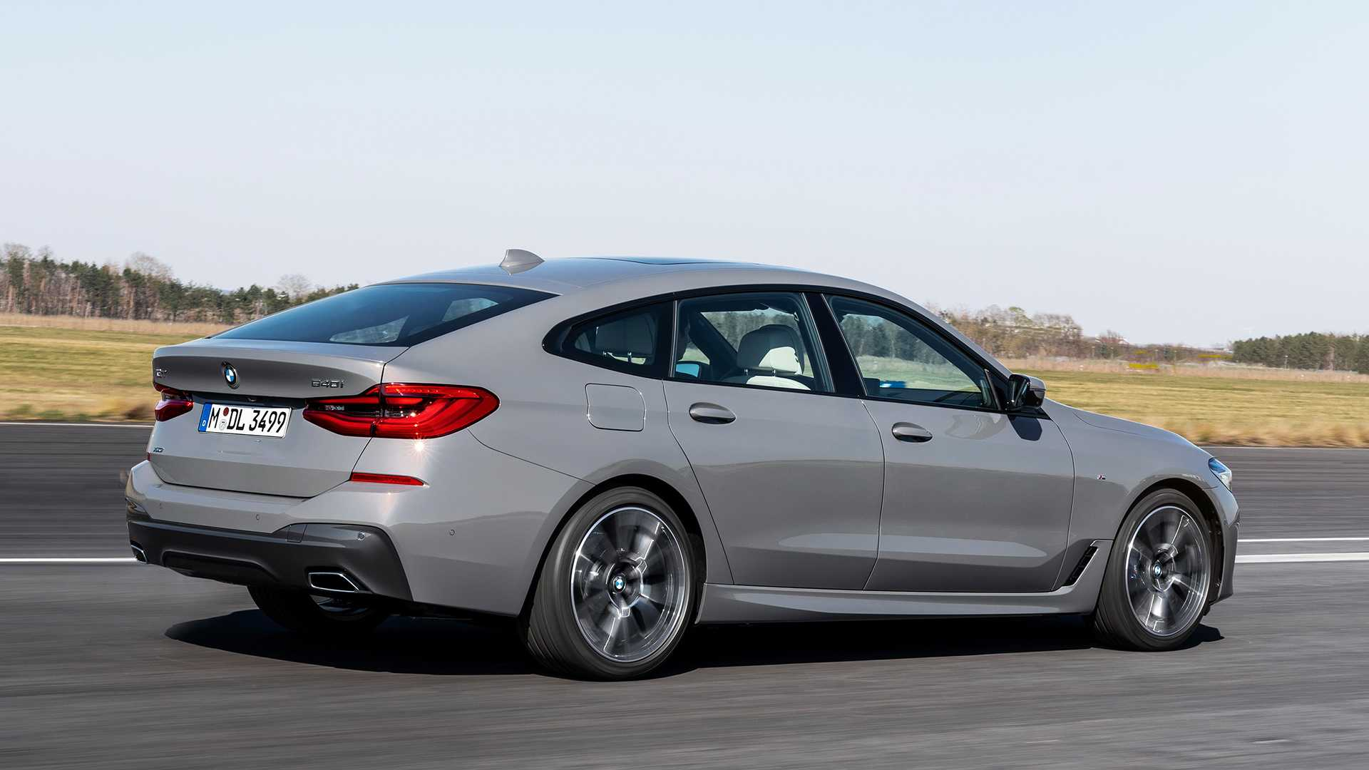 2020 BMW 6 Series Picture