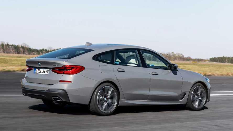 BMW 6 Serisi Gran Turismo da estetik operasyonu geçirdi