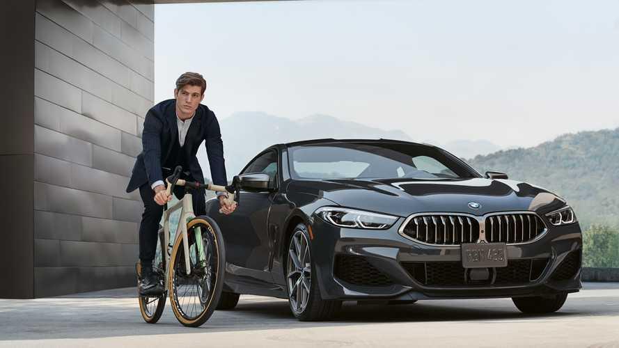 Nueva bicicleta de carretera de 3T para BMW