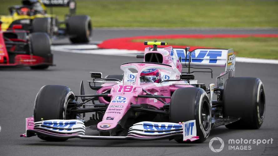 Racing Point reports £116m loss in first F1 year