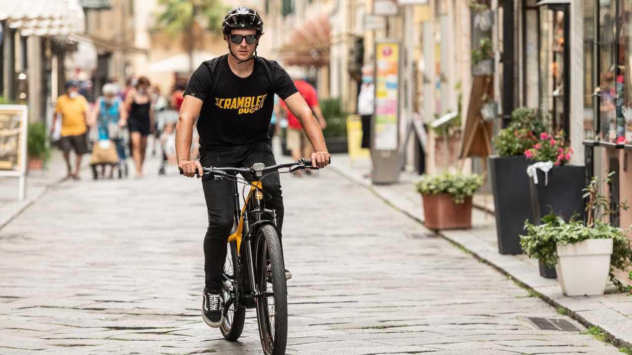 e-Scrambler Ducati