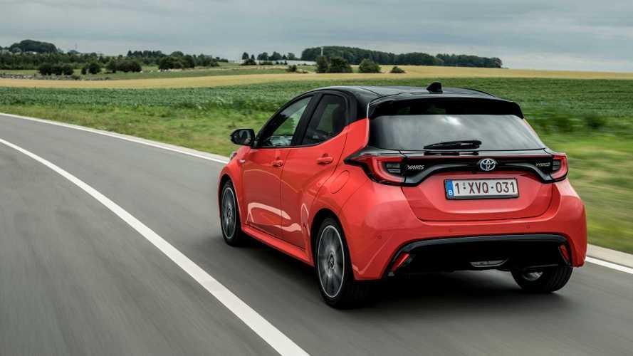 Toyota Yaris Hybrid 2020, primera prueba
