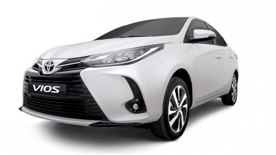 Novo Toyota Yaris 2021 ganha reestilização e chega ao Brasil no ano que vem