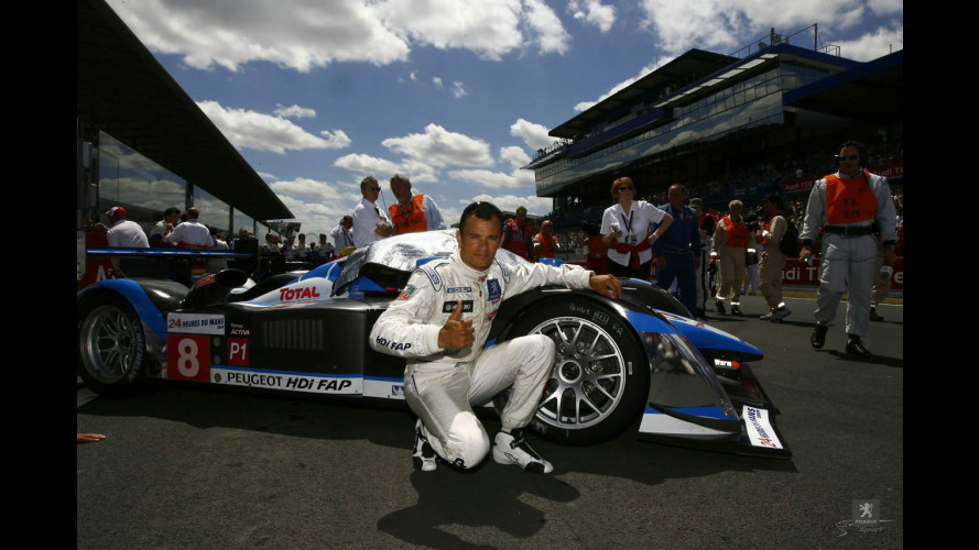24 Ore di Le Mans 2009: il trionfo di Peugeot