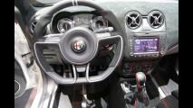 Alfa Romeo MiTo GTA al Salone di Ginevra 2009 - abitacolo