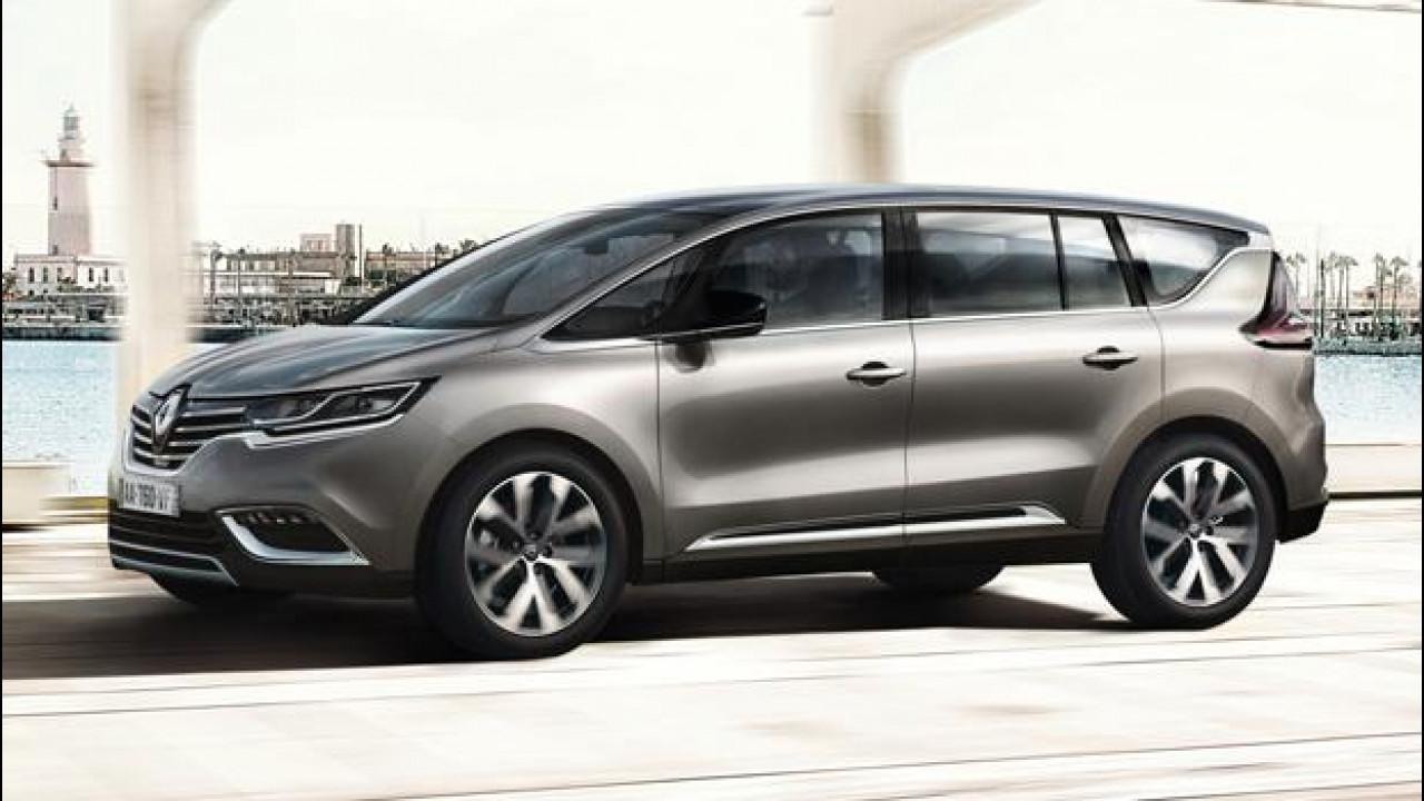 [Copertina] - Nuovo Renault Espace, il crossover diventa grande