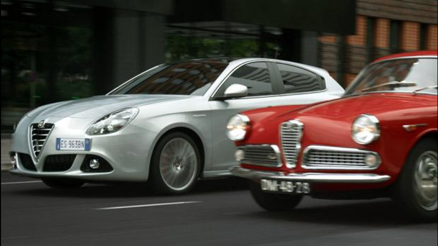 Alfa Romeo Giulietta restyling, prezzo da 16.950 euro