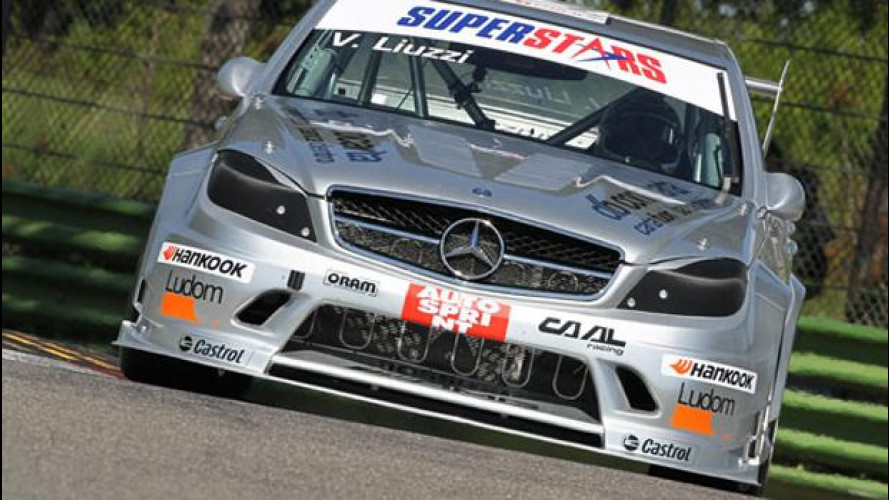 "Weekend OmniCorse.it: Superstars all'Hungaroring, CIR ""live"" dal San Crispino"