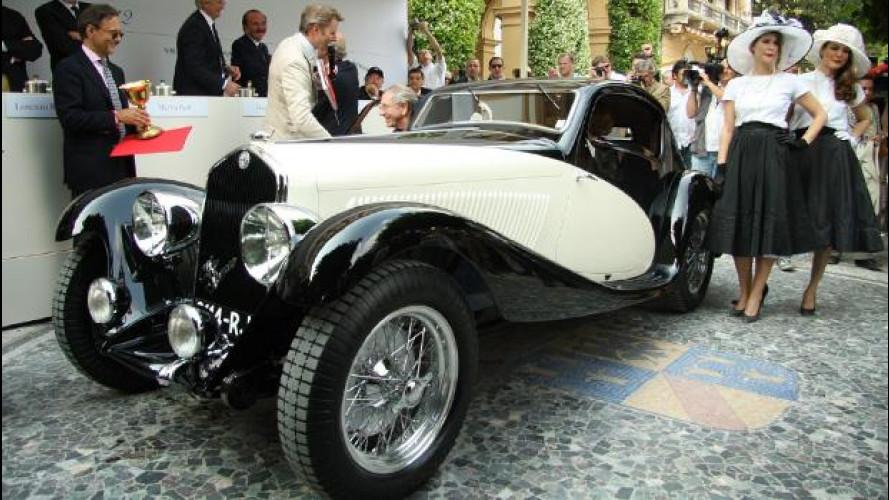 L'Alfa Romeo domina il Concorso d'Eleganza Villa d'Este 2012