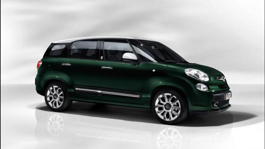 Fiat 500L Living, i prezzi