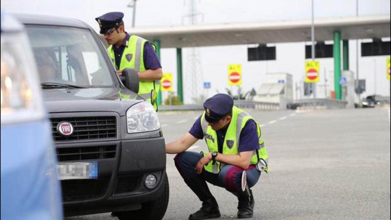[Copertina] - Vacanze Sicure 2013: i risultati dei controlli sui pneumatici della Stradale