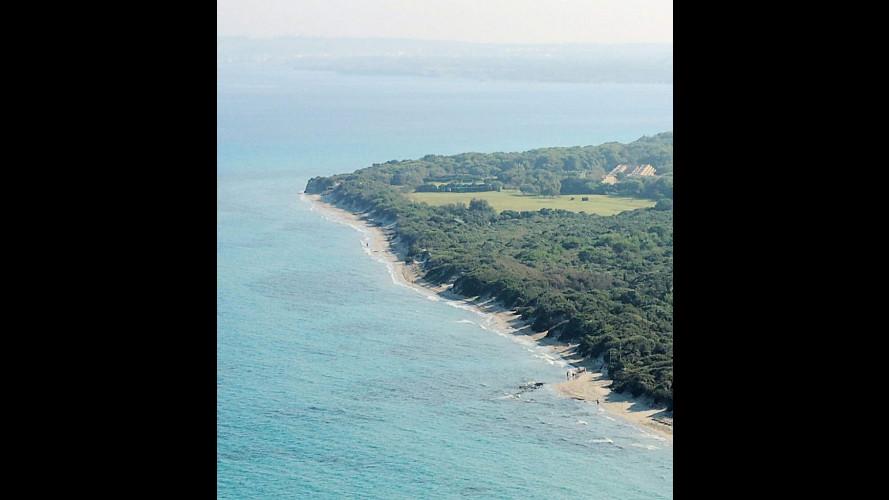 Arriva il freddo? Andiamo a fare surfcasting in Puglia...